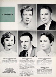Page 17, 1955 Edition, Huntington Catholic High School - Rambler Yearbook (Huntington, IN) online yearbook collection
