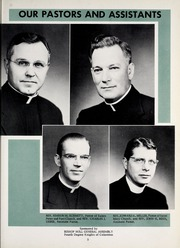 Page 9, 1955 Edition, Huntington Catholic High School - Rambler Yearbook (Huntington, IN) online yearbook collection