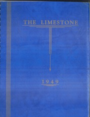 1949 Edition, Oolitic High School - Limestone Yearbook (Oolitic, IN)