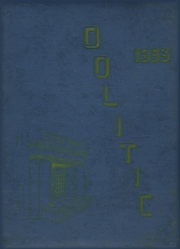 1953 Edition, Oolitic High School - Limestone Yearbook (Oolitic, IN)