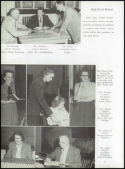 Page 10, 1954 Edition, Oolitic High School - Limestone Yearbook (Oolitic, IN) online yearbook collection