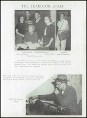 Page 11, 1954 Edition, Oolitic High School - Limestone Yearbook (Oolitic, IN) online yearbook collection