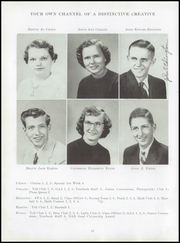 Page 14, 1954 Edition, Oolitic High School - Limestone Yearbook (Oolitic, IN) online yearbook collection