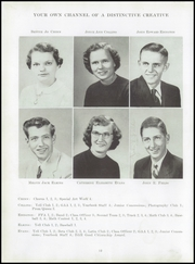 Page 16, 1954 Edition, Oolitic High School - Limestone Yearbook (Oolitic, IN) online yearbook collection