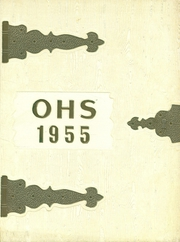 1955 Edition, Oolitic High School - Limestone Yearbook (Oolitic, IN)