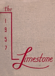 1957 Edition, Oolitic High School - Limestone Yearbook (Oolitic, IN)
