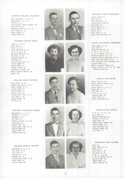 Page 12, 1950 Edition, Winslow High School - Eskimo Yearbook (Winslow, IN) online yearbook collection