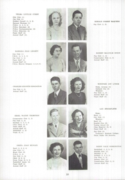 Page 14, 1950 Edition, Winslow High School - Eskimo Yearbook (Winslow, IN) online yearbook collection
