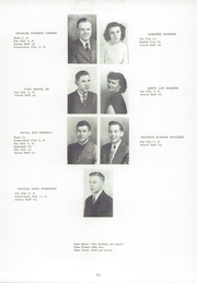 Page 15, 1950 Edition, Winslow High School - Eskimo Yearbook (Winslow, IN) online yearbook collection