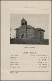 Page 12, 1923 Edition, Fort Branch High School - Key Yearbook (Fort Branch, IN) online yearbook collection