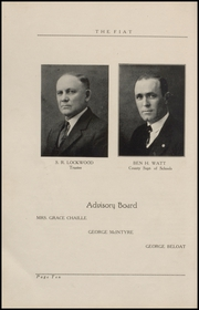 Page 14, 1923 Edition, Fort Branch High School - Key Yearbook (Fort Branch, IN) online yearbook collection