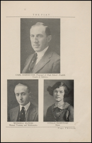 Page 17, 1923 Edition, Fort Branch High School - Key Yearbook (Fort Branch, IN) online yearbook collection