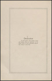 Page 8, 1923 Edition, Fort Branch High School - Key Yearbook (Fort Branch, IN) online yearbook collection