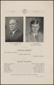 Page 11, 1926 Edition, Fort Branch High School - Key Yearbook (Fort Branch, IN) online yearbook collection