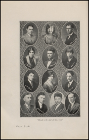 Page 12, 1926 Edition, Fort Branch High School - Key Yearbook (Fort Branch, IN) online yearbook collection