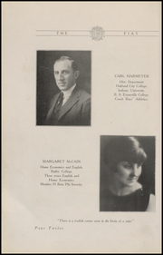 Page 16, 1926 Edition, Fort Branch High School - Key Yearbook (Fort Branch, IN) online yearbook collection