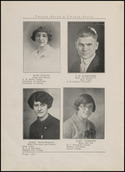 Page 10, 1927 Edition, Fort Branch High School - Key Yearbook (Fort Branch, IN) online yearbook collection