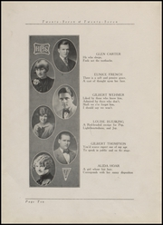 Page 14, 1927 Edition, Fort Branch High School - Key Yearbook (Fort Branch, IN) online yearbook collection