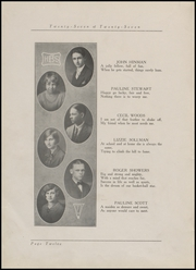 Page 16, 1927 Edition, Fort Branch High School - Key Yearbook (Fort Branch, IN) online yearbook collection