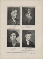 Page 9, 1927 Edition, Fort Branch High School - Key Yearbook (Fort Branch, IN) online yearbook collection