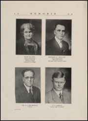 Page 10, 1930 Edition, Fort Branch High School - Key Yearbook (Fort Branch, IN) online yearbook collection
