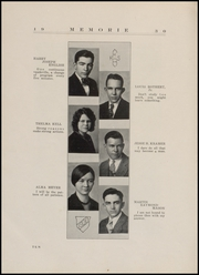 Page 12, 1930 Edition, Fort Branch High School - Key Yearbook (Fort Branch, IN) online yearbook collection