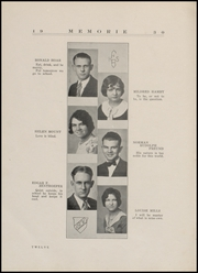 Page 14, 1930 Edition, Fort Branch High School - Key Yearbook (Fort Branch, IN) online yearbook collection