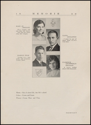Page 15, 1930 Edition, Fort Branch High School - Key Yearbook (Fort Branch, IN) online yearbook collection