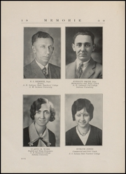 Page 8, 1930 Edition, Fort Branch High School - Key Yearbook (Fort Branch, IN) online yearbook collection