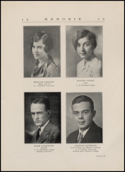 Page 9, 1930 Edition, Fort Branch High School - Key Yearbook (Fort Branch, IN) online yearbook collection