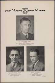 Page 11, 1931 Edition, Fort Branch High School - Key Yearbook (Fort Branch, IN) online yearbook collection