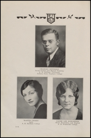 Page 12, 1931 Edition, Fort Branch High School - Key Yearbook (Fort Branch, IN) online yearbook collection