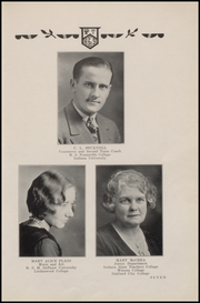 Page 13, 1931 Edition, Fort Branch High School - Key Yearbook (Fort Branch, IN) online yearbook collection