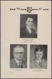 Page 14, 1931 Edition, Fort Branch High School - Key Yearbook (Fort Branch, IN) online yearbook collection