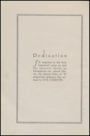 Page 6, 1931 Edition, Fort Branch High School - Key Yearbook (Fort Branch, IN) online yearbook collection
