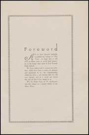 Page 7, 1931 Edition, Fort Branch High School - Key Yearbook (Fort Branch, IN) online yearbook collection
