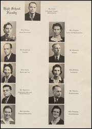 Page 11, 1942 Edition, Fort Branch High School - Key Yearbook (Fort Branch, IN) online yearbook collection