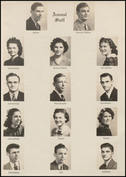 Page 15, 1942 Edition, Fort Branch High School - Key Yearbook (Fort Branch, IN) online yearbook collection