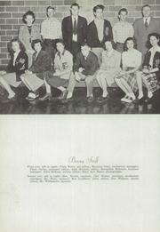 Page 12, 1948 Edition, Fort Branch High School - Key Yearbook (Fort Branch, IN) online yearbook collection