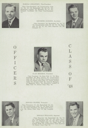 Page 13, 1948 Edition, Fort Branch High School - Key Yearbook (Fort Branch, IN) online yearbook collection