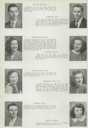 Page 14, 1948 Edition, Fort Branch High School - Key Yearbook (Fort Branch, IN) online yearbook collection