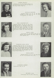 Page 15, 1948 Edition, Fort Branch High School - Key Yearbook (Fort Branch, IN) online yearbook collection