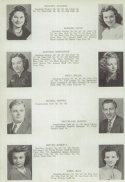 Page 16, 1948 Edition, Fort Branch High School - Key Yearbook (Fort Branch, IN) online yearbook collection