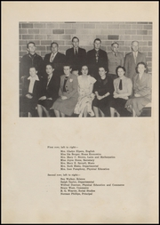 Page 10, 1949 Edition, Fort Branch High School - Key Yearbook (Fort Branch, IN) online yearbook collection