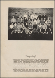Page 12, 1949 Edition, Fort Branch High School - Key Yearbook (Fort Branch, IN) online yearbook collection