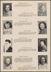 Page 15, 1949 Edition, Fort Branch High School - Key Yearbook (Fort Branch, IN) online yearbook collection