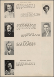 Page 16, 1949 Edition, Fort Branch High School - Key Yearbook (Fort Branch, IN) online yearbook collection