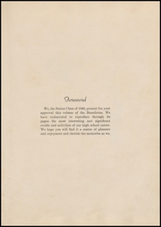 Page 7, 1949 Edition, Fort Branch High School - Key Yearbook (Fort Branch, IN) online yearbook collection