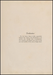 Page 8, 1949 Edition, Fort Branch High School - Key Yearbook (Fort Branch, IN) online yearbook collection