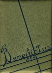 1954 Edition, Fort Branch High School - Key Yearbook (Fort Branch, IN)